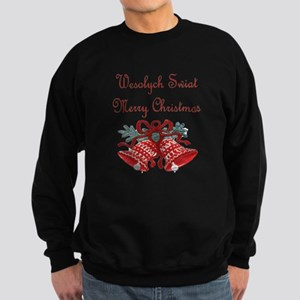 Polish Christmas Sweatshirt (dark)